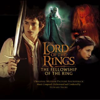 The Lord Of The Rings:The Fellowship Of The Ring (Original Motion Picture Soundtrack)