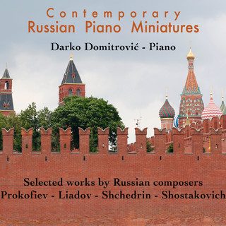 Contemporary Russian Piano Miniatures
