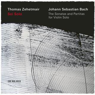 J.S. Bach:Partita For Violin Solo No. 1 In B Minor, BWV 1002:1. Allemanda
