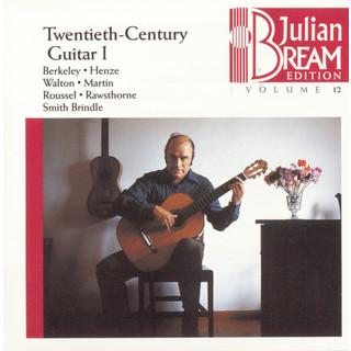 Bream Collection Vol. 12 - Twentieth Century Guitar I