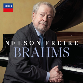 Nelson Freire:Brahms