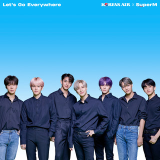 Let\'s Go Everywhere - Korean Air X SuperM