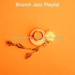 Urbane Jazz Piano - Background For Baking