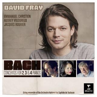 Bach:Concertos For 2, 3 And 4 Pianos