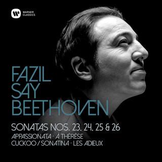 Beethoven:Piano Sonatas Nos 23,