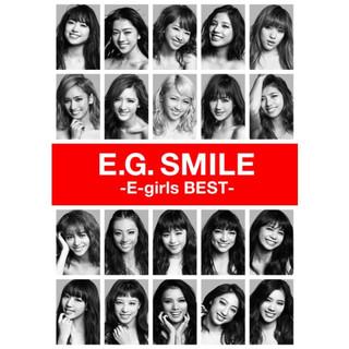 E.G. SMILE - E - girls BEST -
