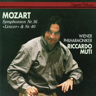 Mozart:Symphonies Nos. 36 & 40