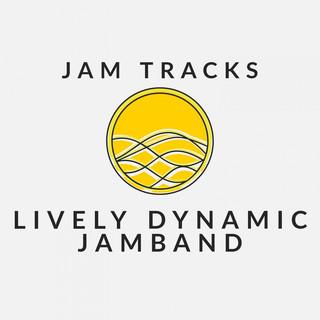 Lively Dynamic Jam Band Jam Tracks