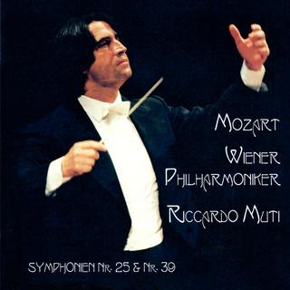 Mozart:Symphonies Nos. 25 & 39