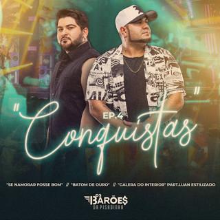 Conquistas - EP 4 (Ao Vivo)