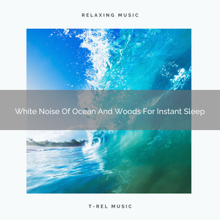White Noise Of Ocean And Woods For Instant Sleep