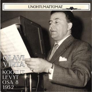 Kootut levyt osa 8 1952