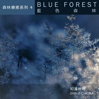 森林療癒系列4 - 藍色森林