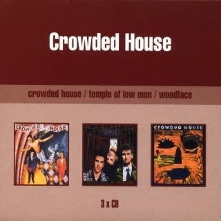 Crowded House / Temple Of Low Men / Woodface