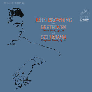 Beethoven:Piano Sonata No. 31 In A - Flat Major, Op. 110 & Schumann:Symphonic Etudes, Op.13