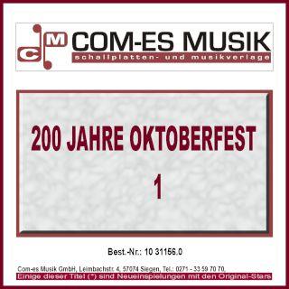 200 Jahre Oktoberfest 1