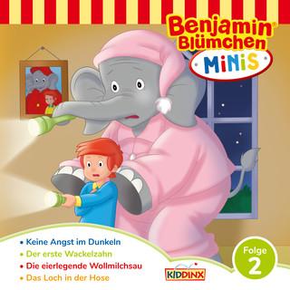 Benjamin Minis - Folge 2:Keine Angst Im Dunkeln