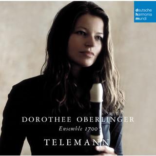Telemann:Works For Recorder