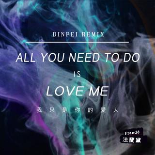 我只是你的愛人(DinPei Remix)