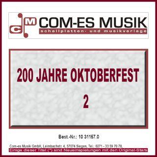 200 Jahre Oktoberfest 2
