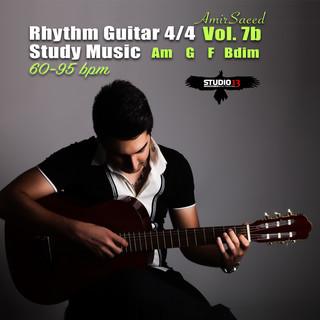 Rhythm Guitar 4 / 4 Am G F Bdim, Pt.1, Vol.1