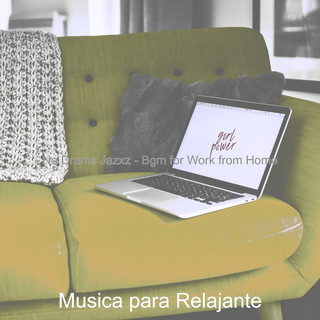 No Drums Jazxz - Bgm For Work From Home