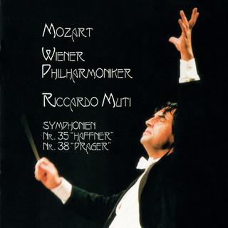 Mozart:Symphonies Nos. 35 & 38