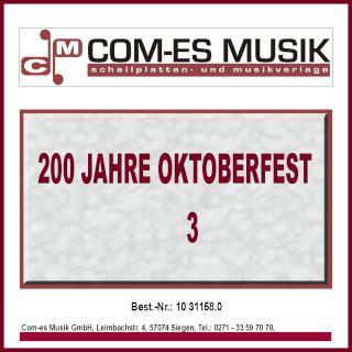 200 Jahre Oktoberfest 3