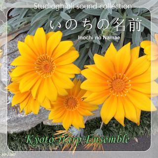 いのちの名前(「千と千尋の神隠し」より) - harp version (Inochi No Namae Harp Version)