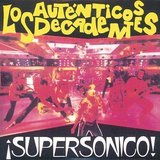 Vinyl Replica:Supersonico