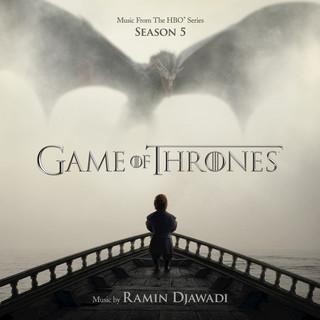 冰與火之歌第五季電視原聲帶 (Game Of Thrones - Music from the HBO® Series:Season 5)