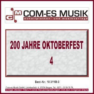 200 Jahre Oktoberfest 4