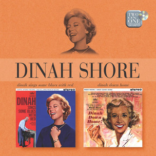 Dinah Sings Some Blues With Red / Dinah, Down Home !