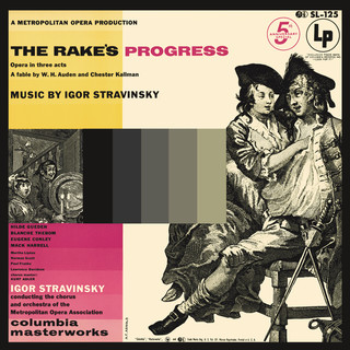 Stravinsky:The Rake's Progress