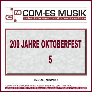 200 Jahre Oktoberfest 5