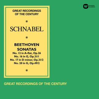 Beethoven:Piano Sonatas Nos 12, 16, 17