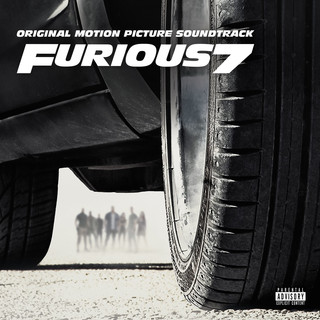 玩命關頭 7 電影原聲帶 (Furious 7 Original Motion Picture Soundtrack)