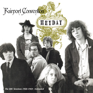 Heyday - The BBC Sessions 1968 - 1969 / Extended