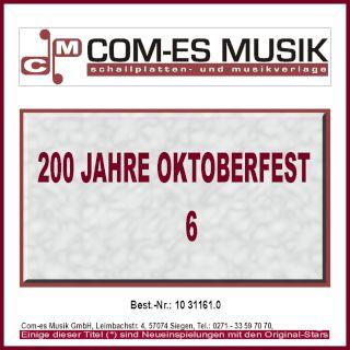 200 Jahre Oktoberfest 6