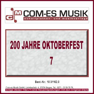 200 Jahre Oktoberfest 7