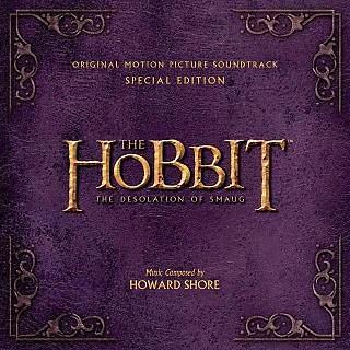 哈比人:荒谷惡龍電影原聲帶 - 限量精裝版 (The Hobbit:The Desolation Of Smaug - Special Edition)