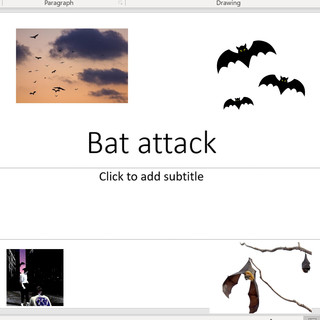 Bad Day For The Bat Attack