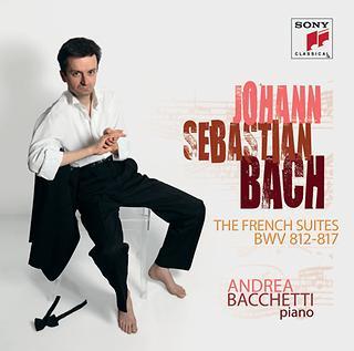 Johann Sebastian Bach French Suites BWV 812 - 817