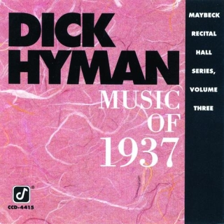 Music Of 1937:Maybeck Recital Hall Series