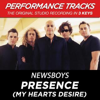 Presence (My Hearts Desire) (Performance Tracks) - EP