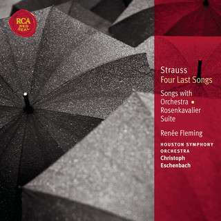 Strauss:Four Last Songs; Orchesterlieder; Rosenkavalier Suite:Classic Library Series