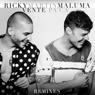 Vente Pa\' Ca (Remixes)