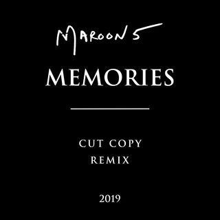 Memories (Cut Copy Remix)
