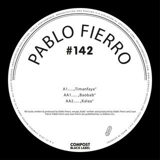 Timanfaja EP - Compost Black Label #142