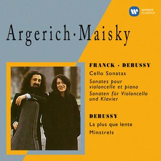 Franck & Debussy:Cello Sonatas